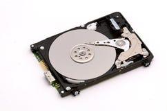 Демонтированное HDD Стоковая Фотография