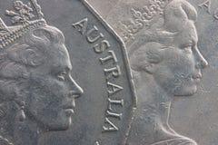 деньги Австралии Стоковое Изображение