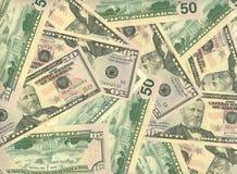 деньги предпосылки Стоковое фото RF