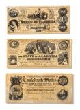 деньги старые Стоковое Изображение RF