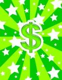 деньги 3 валют Стоковая Фотография