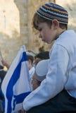 день Иерусалим Стоковое Изображение