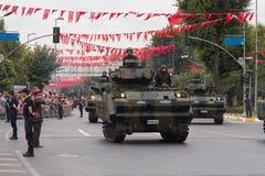 День победы 30-ое августа турецкий Стоковые Изображения