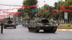 День победы 30-ое августа турецкий Стоковое фото RF