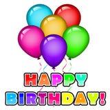 день рождения счастливый Стоковое фото RF