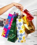день рождественских подарков Стоковая Фотография RF