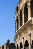день rome colosseum Стоковая Фотография