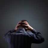 Депрессия Стоковая Фотография RF