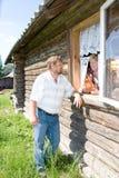деревенские жители Стоковая Фотография RF