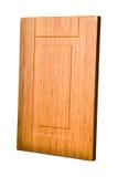 Деревянная дверь шкафа Стоковая Фотография RF