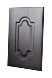 Деревянная дверь шкафа Стоковое Изображение RF
