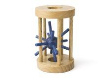 Деревянная головоломка Стоковые Фотографии RF