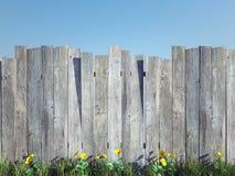 Деревянная загородка Стоковые Фото