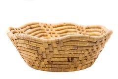 Деревянная корзина Стоковая Фотография RF