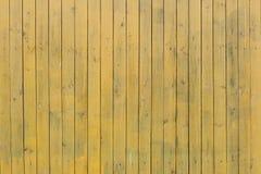 Деревянная покрашенная предпосылка стены Стоковая Фотография RF