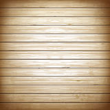 Деревянная предпосылка планки Стоковое Изображение RF
