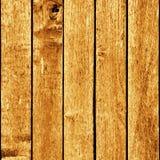 Деревянная предпосылка планок Стоковая Фотография RF