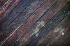 Деревянная текстура предпосылки Стоковая Фотография