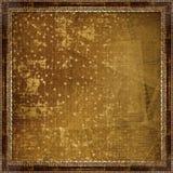 деревянное типа рамки викторианское Стоковая Фотография