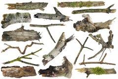 Деревянные артефакты Стоковые Фотографии RF