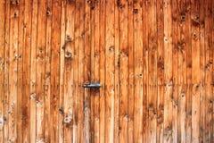Деревянный строб Стоковые Фотографии RF