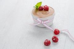 Десерт стиля диеты Paleo Стоковая Фотография RF