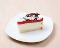 десерт торта вкусный Стоковая Фотография