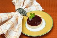 десерт эквадор Стоковое Фото