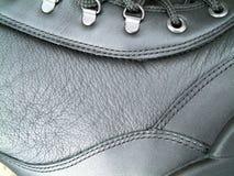 деталь ботинка Стоковые Изображения RF