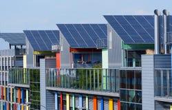 Детали sunship в Фрайбурге Стоковое фото RF
