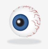 Иллюстрация глаза Стоковое Изображение