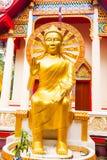 Деталь буддийского виска в koh Samui, Таиланде Стоковые Изображения RF