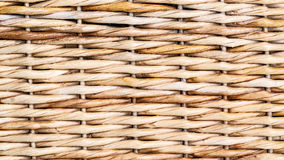 Деталь плетеного стула Стоковые Фотографии RF