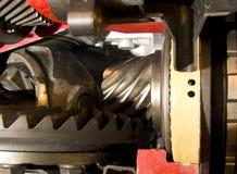 Зубчатые колеса коробки передач Стоковые Изображения RF