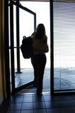 детеныши студента колледжа Стоковые Фотографии RF