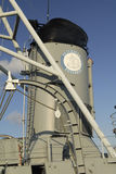 детеныши ярда uss cassin boston военноморские Стоковая Фотография