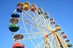 дети s carousel Стоковые Изображения RF