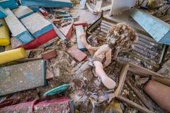Детский сад в Pripyat Стоковые Фото