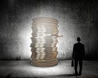 Делать денег Стоковая Фотография RF