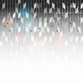 Дело & развитие предпосылки абстрактной технологии Стоковые Изображения RF