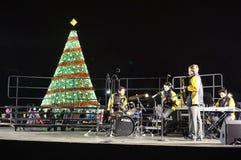 Джазовая музыка от Австралии Стоковое Фото