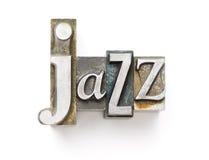 джаз Стоковая Фотография