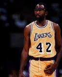 Джеймс достойное, Лос-Анджелес Lakers Стоковое Изображение