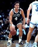 Джим Paxson, Celtics Бостона Стоковые Фото