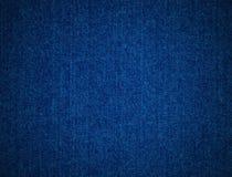 джинсовая ткань предпосылки Стоковое Фото