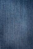 джинсовая ткань ткани Стоковое фото RF