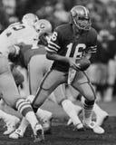 Джо Монтана, Сан-Франциско 49ers Стоковое фото RF