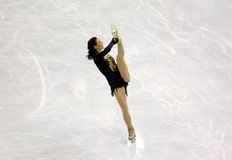 диаграмма мир чемпионатов isu катаясь на коньках Стоковое фото RF