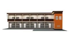 Дизайн квартиры современный Стоковые Фотографии RF