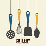 Дизайн кухни Стоковое фото RF
